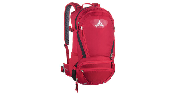 Vaude Bike Alpin 25+5 red